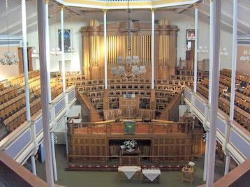 Longton Central Hall venue photo