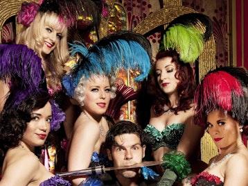 An Evening Of Burlesque: Amber Topaz, The Folly Mixtures, Ivy Paige, Miss Ooh La Lou, Bettsie Bon Bon, Miss Felixy Splits, Liberty Sweet, AJ James, Kalki Hula Girl, An Evening Of Burlesque (Touring) picture