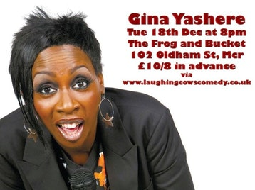 Laughing Cows Comedy Presents: Gina Yashere, Annette Fagon, Hayley E llis, Kate Tracey, Kerry Leigh, Claud Cunningham picture