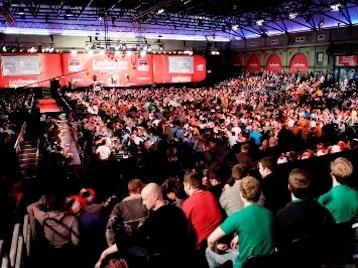Ladbrokes World Darts Championship : Preliminaries / Round One picture
