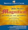 Flyer thumbnail for Christmas Concert: Bristol Cabot Choir, Adrian Partington