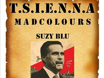 Tsienna + Mad Colours + Suzy Blu picture