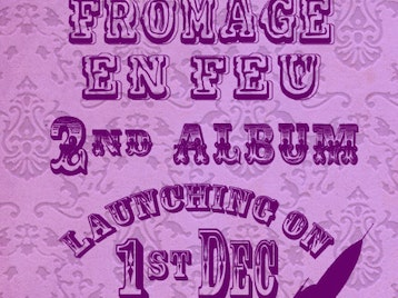 Mangez La Lune Album Launch Party: Fromage En Feu picture
