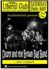 Flyer thumbnail for Portsmouth Mafia Present ...: Dusty and the Brown Bag Band