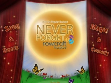 Never Forget - Rowcroft Hospice picture