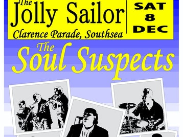 Live Soul Evening: The Soul Suspects picture