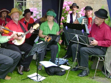 All Saints Craft Fayre: Moseley Village Band picture