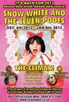 Flyer thumbnail for Snow White And The Seven Poofs - The Climax!: Tanya Hyde, Mrs Moore, Simon Gross
