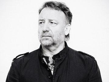 Peter Hook artist photo