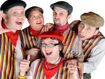 The Lancashire Hotpots artist photo