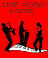 Flyer thumbnail for Live Jazz and Blues