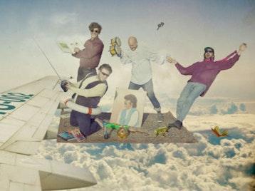 Albion Way Vs Popular: Navaho Blue + The Hickey Underworld + Candice Gordon + Crash Island picture