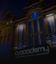 O2 Academy Bournemouth artist photo