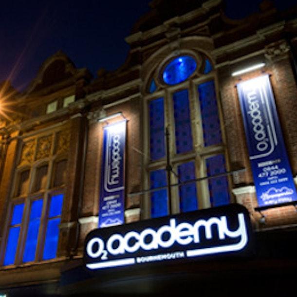 O2 Academy Bournemouth Events
