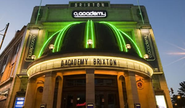 O2 Academy Brixton Events