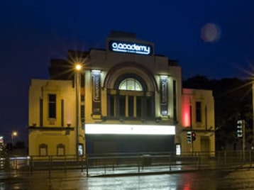 O2 Academy Glasgow venue photo