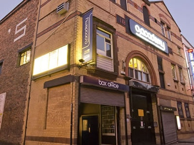 O2 Academy Liverpool Events