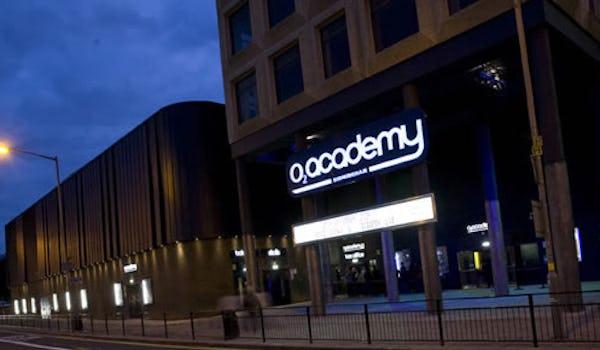 O2 Academy Birmingham Events