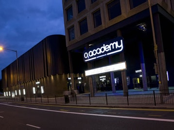 O2 Academy Birmingham venue photo