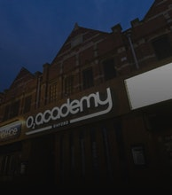 O2 Academy Oxford artist photo
