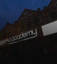 O2 Academy Oxford artist photo