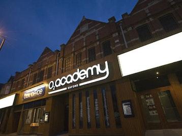O2 Academy Oxford venue photo