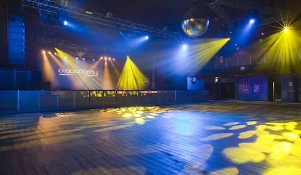 O2 Academy Sheffield Events