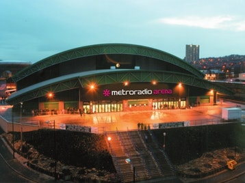 Metro Radio Arena venue photo
