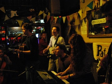 The Sunday Fete : Patch & The Giant, Green Diesel, The Lost Cavalry, Daniel Pattison, Sophie Jamieson, Adrian Roye picture