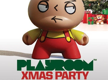 Playroom Xmas Party: Audio Pimps + Nippa Downey picture