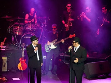 Sweet Soul Blues Brothers artist photo