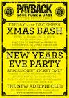 Flyer thumbnail for Payback Soul Funk & Jazz Xmas Bash / Club Night: Payback DJs