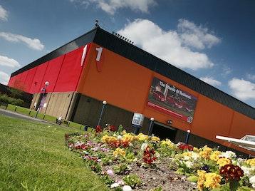 The NEC venue photo