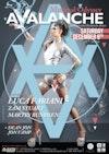 Flyer thumbnail for Avalanche London: Luca Fabiani