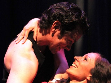 A Night Of Dirty Dancing - Christmas Party: Louise Kenny + Paul Doody picture