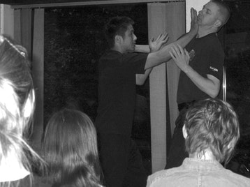 Free Demonstration Of Kamon Wing Chun Kung Fu  By Master Kevin Chan picture