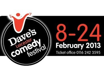 Dave's Leicester Comedy Festival: Last Christmas: Paul Sinha picture