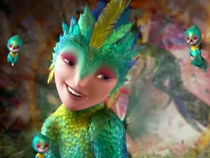 Film promo picture: Rise Of The Guardians