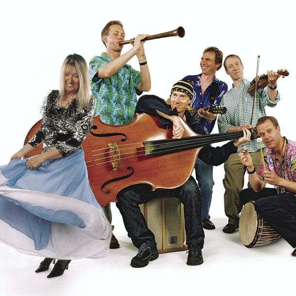 Maddy Prior And The Carnival Band Tour Dates
