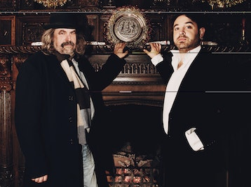 Grayshott Folk Club's Christmas Special: Belshazzar's Feast, The Courtiers picture