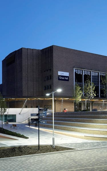 Exeter University (The Great Hall) Events