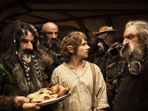 Film promo picture: The Hobbit: An Unexpected Journey