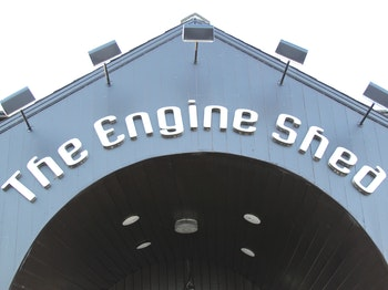 The Engine Shed venue photo