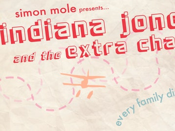 Indiana Jones And The Extra Chair: Simon Mole, Apples & Snakes picture
