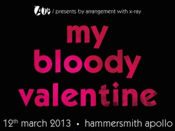 my bloody valentine picture