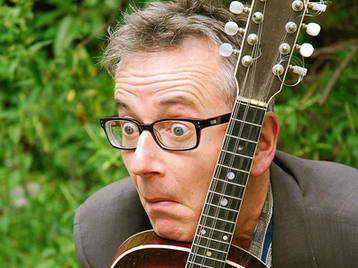 Make And Breakwell Tour Of Ian Breakwell: Keep Things As They Are: John Hegley picture