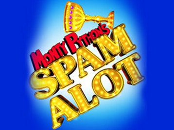 Spamalot: Dick & Dom, Carley Stenson picture