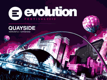 Evolution Festival 2013 picture