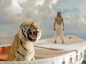 Film promo picture: Life Of Pi