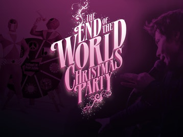 The End Of The World Christmas Party With: Swinging Little Big Band + Danny Goffey + Kieron The Mighty + Pearl Lowe + Para & Baila + Angeloro and Columbo + VJ Ultra picture